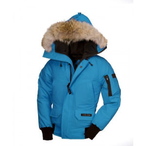 *BRAND NEW REAL CHILLIWACK BOMBER CANADA GOOSE L UNISEX*