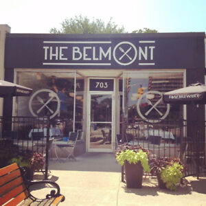 FULL-TIME COOK @ THE BELMONT