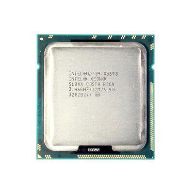 *Intel Xeon X5690 SLBVX 6x 3.46 GHz Six-Core 6-Core   Mac Pro & Server Upgrade*