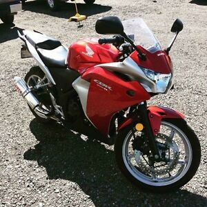 For Sale! 2011 Honda CBR250R
