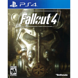 FALLOUT 4 for the PS4 for SALE