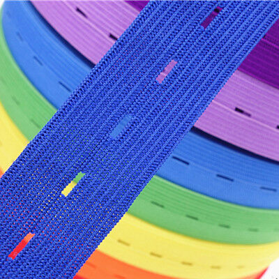 30 Meter Button Hole Elastic Band Ribbon Pregnant Lady Costume Sewing DIY Craft](Pregnant Lady Costumes)