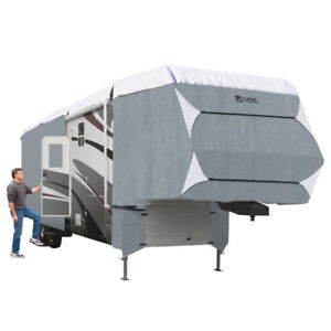 5th Wheel Cover Classic Accessories Polypro 3 Extra Tall, 33-37'