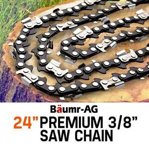 CHAINSAW CHAINS from $49 (BAUMR-AG) FREE PICK UP PENRITH Penrith Penrith Area Preview