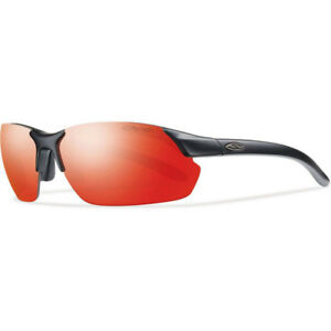 Smith Optics Parallel Max - Carbonic TLT Red Sol-X Sunglasses.