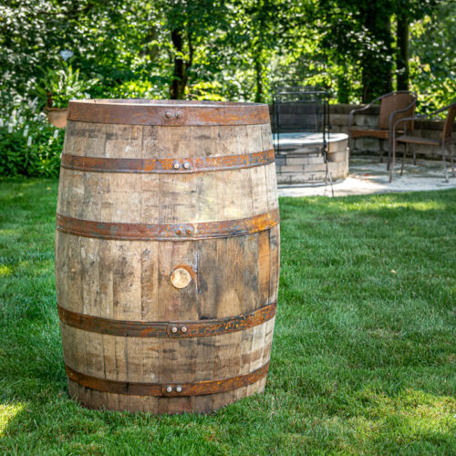 Authentic Used Kentucky Bourbon Whiskey Barrels ($50 Regional Delivery-see map!)