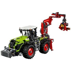 (New) Lego Technic #42054- CLAAS XERION 5000 TRAC VC 1997 pieces
