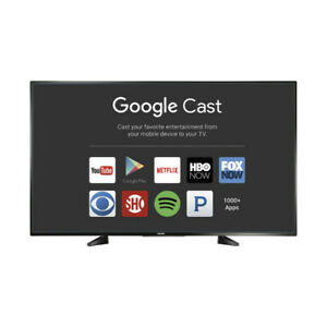 "Toshiba 55L421U 55"" Chrome Cast Smart LED 1080p HDTV"