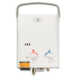 Instant Hot Water Anywhere - Eccotemp L5 Tankless Water Heater