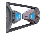 SKF TKBA 40 Red Laser V-Belt Pulley and Belt Alignment Tool