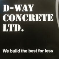 Concrete finisher, form setter and labour