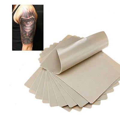 5/10Pcs Learn Blank Tattoo Tattoos Fake False Practice Skin 7.87*5.91