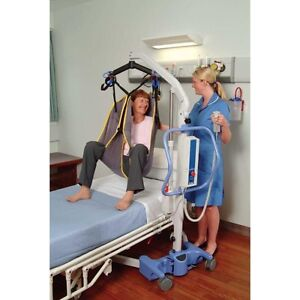 HOYER PORTABLE ADVANCE PATIENT LIFT - LIKE NEW