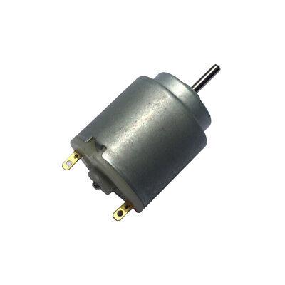 1pc Dc1.5-6v 20000rpm High Speed R140 Motor For Race Four-wheel Drive Car Toy Hm