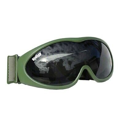 Deluxe Softair Schutzbrille Airsoft Safety-Brille - oliv