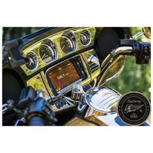kit kurya harley touring 2014 chrome