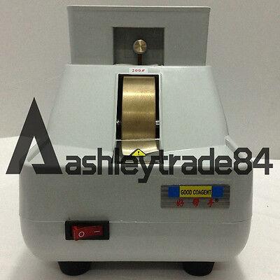 New Optical Hand Edger Manual Lens Grinder Single Wheel Dc Motor Cp-7-20 220v