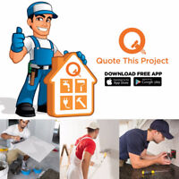 Quote This Project for all your home maintenance and renovation