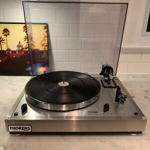 Thorens TD 166 MKII Turntable - In Beautiful++  Condition