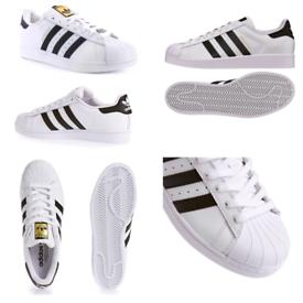 detailed look a1dad 8d500 Adidas Originals Superstar White - Womens