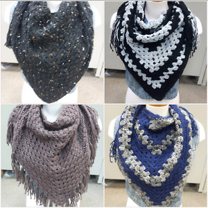 Triangle scarves!
