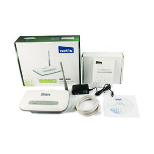 Netis WF-2402 Wireless N Router Access Point / Repeater / Switch