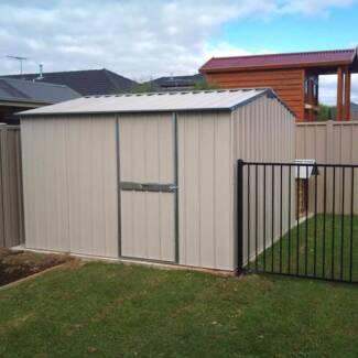 cheap 3m x 3m garden sheds