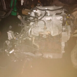 vw engine and auto trans