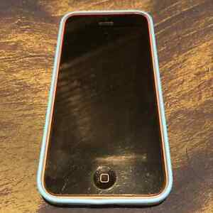 Iphone 5c - Pink - 8gb [Bell/Virgin] Cambridge Kitchener Area image 1