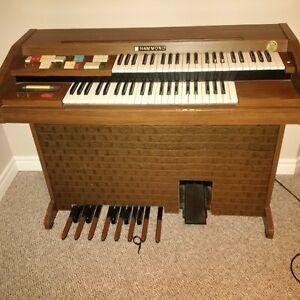 Hammond Organ - 50th Anniversary Edition - $225 as is