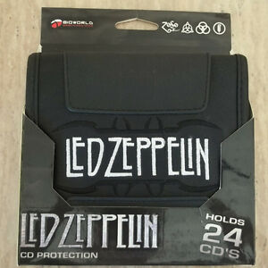 LED ZEPPELIN CD CASE/HOLDER - BRAND NEW IN BOX!!!