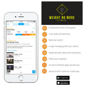 Online Personal Training - Weight Loss, Build Muscle, Six Pack!