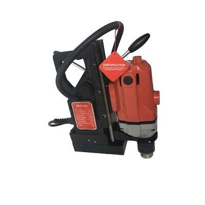 110v 1050w Mini Magnetic Drill Press Small Mag Annular Core Drill Us