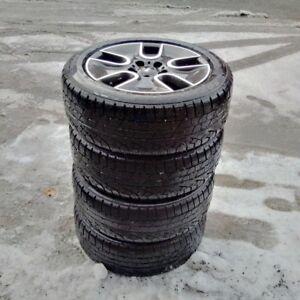 Jantes, Mags, Mini Countryman 2014 incluant pneu d'hiver runflat