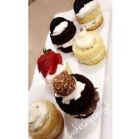 Cakes cakes cakes!