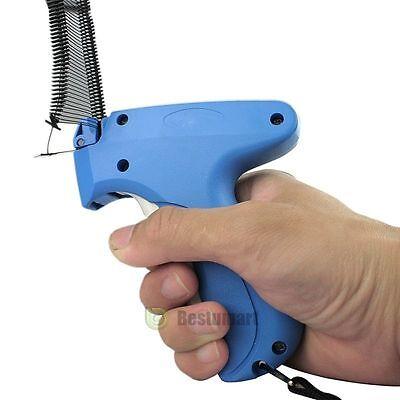 Clothing Garment Price Label Tagging Tag Gun Machine 2 2000 Barbs 1 Needles