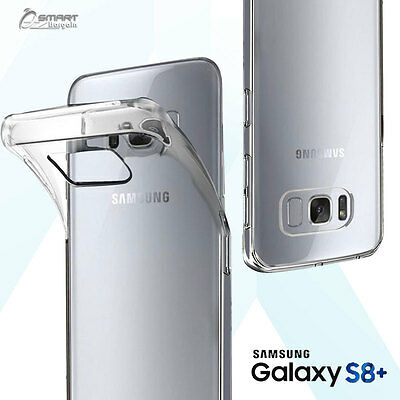 Clear TPU Gel Jelly Soft Skin Case Cover For Samsung Galaxy S8 S8 Plus S7 Edge Jelly Skin Cover