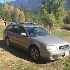 2004 Subaru Outback Wagon Comox / Courtenay / Cumberland Comox Valley Area image 1