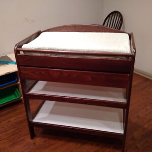 Baby Change Table, $40 firm