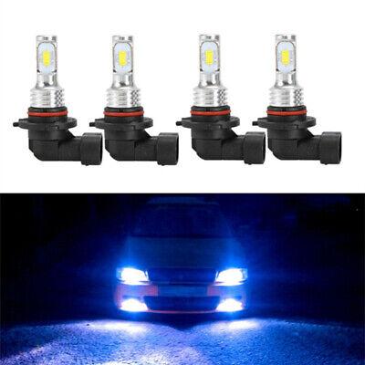 9005 9006 LED Headlight Bulb Blue For Chevy Pickup Truck 1500 2500 3500