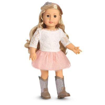 American Girl Doll Tenney's Spotlight Outfit – New in Box (doll Not Included)