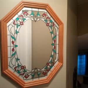 Gorgeous accent mirror