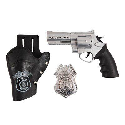 IAL 64111  Polizei Set Police FBI SWAT - Halloween Cop Zubehör