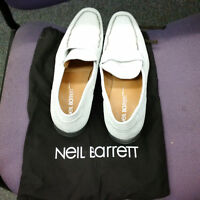 80% NEW Italy Made Neil Barrett men shoes Size10 worth $1000