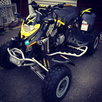 VTT CAN AM 650 baja X