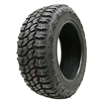 4 New Thunderer Trac Grip M/t R408  - Lt265x70r17 Tires 2657017 265 70 17