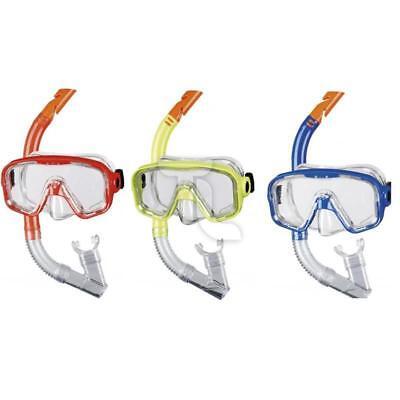 Beco Bahia Taucherbrille mit Schnorchel Set Tauchermaske NEU Kinder Schwimmaske