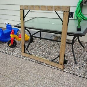 gate kit and fence board