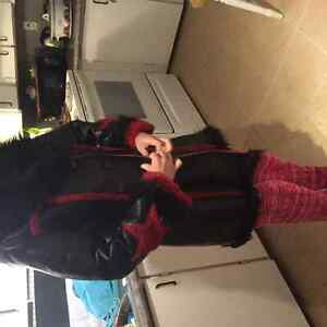 Awesome Original black and red reversible coat Gatineau Ottawa / Gatineau Area image 1