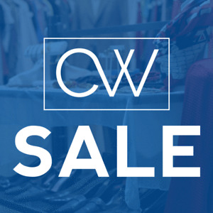 ClothingWorks sale at Goodwill!  Professional clothing for less.